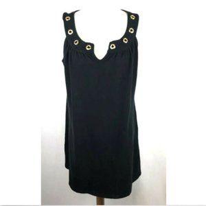 Michael Kors MK Swimsuit Cover-Up Beach Dress L
